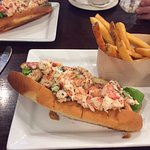 Lobster Roll, AWESOME!!
