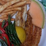 Outstanding Service and delicious fish dinner a