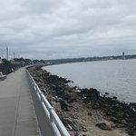 Foto Niantic Bay Boardwalk