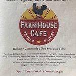 Photo of Farmhouse Cafe and Bakery