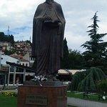 Foto van Monument to St. Naum of Ohrid