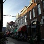 Braai op Scheveningen Photo