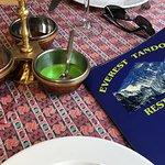 Salsas y menu