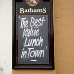 The Best Value Lunch!