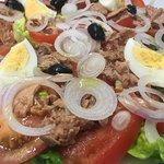 Traditionnelle salade grand mère