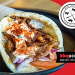 Gyro with beef & lamb