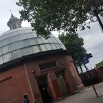 the north bank dome
