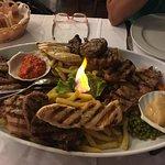 Misto di carne alla griglia