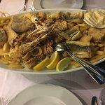 fritto di pesce Marina