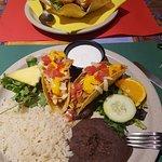 Taco y Tequilla Foto