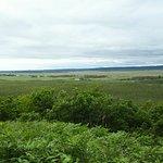細岡展望台からの風景。
