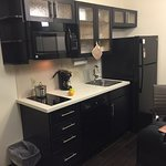 Kitchenette at Candlewood