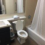 Bathroom at Candlewood
