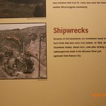 shipwrecks in farmland!