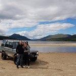 4x4 off road driving lesson - Loch Laggan