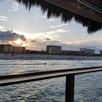 View of Cocoa Beach from the Tavern