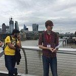 ภาพถ่ายของ Doctor Who Tour London