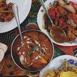 Foto de Ganga Impression Indian Restaurant