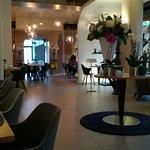 Salle du restaurant l'Amiral