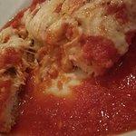 Yummy Chicken Parmesan