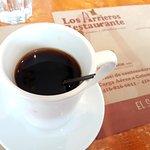 Free Colombian coffee