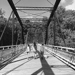 Rose Island bridge