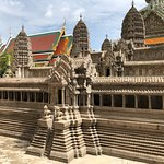 Foto van Mini Angkor Wat