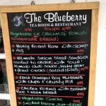 Foto de The Blueberry Tea Room