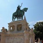 König István vor der Fischerbastei