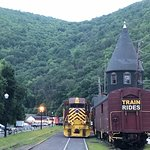 Lehigh Gorge Scenic Railway resmi