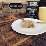 Love a good flapjack alongside one of our teas. All loose leaf...all delicious