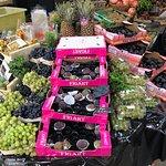 バラ マーケットの写真