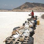 Photo of Lake Assal