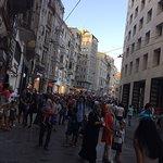 Foto di Istiklal Street