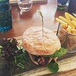 Cajan Chicken Burger