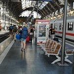 Frankfurt am Main Hauptbahnhof Foto