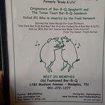 Foto de The BBQ Shop