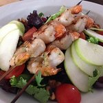 Salad w/Grilled Shrimp