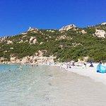 Foto van Roccapina Beach
