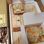 Noodles & Sushi Foto