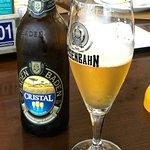 Cerveja boa e gelada
