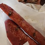Jalapeno Sausage was bland, could have been made/flavored from anything.