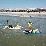 Isla Surf School - Charleston Surf Lessons의 사진
