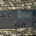 Sioux Indian Memorial at the Little Big Horn Monument
