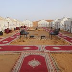Luxury accomodation in the Sahara