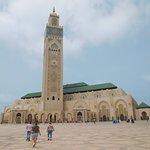 Largest Mosque in Africa, Casablanca