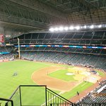 Upper deck photo from 8/9/2018 Astros vs Seattle