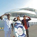 Befoer Tokyo Bay Cruise in Panoramic Tokyo tour
