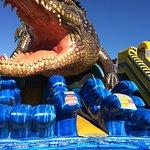 Cape Cod Inflatable Park-billede