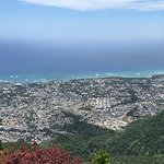 View from Mount Isabel